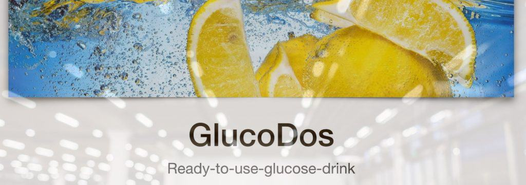Glucodos product video 11/2018